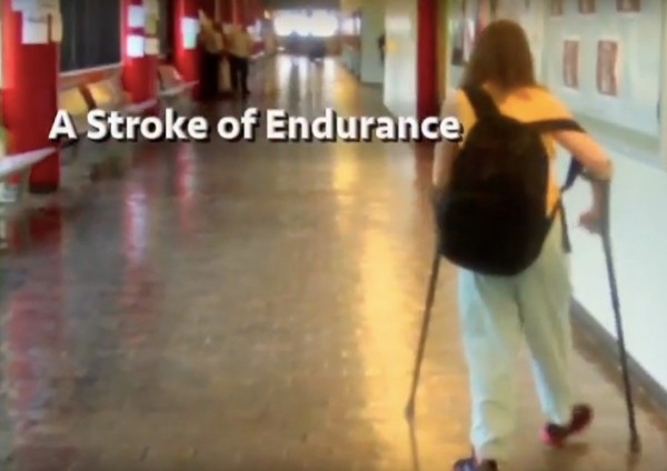 "Guest Blog: Margot of ""Stroke of Endurance"""