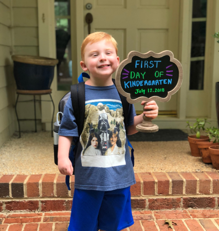 Guest Post: Grady's Story